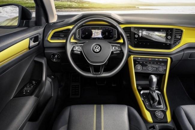 VW T-Roc: самый непрактичный из практичных. Volkswagen T-Roc