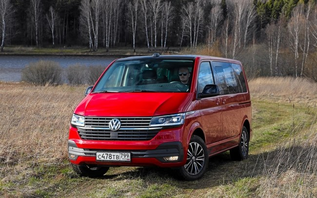 VW Caravelle – микроавтобус мечты. Volkswagen Caravelle