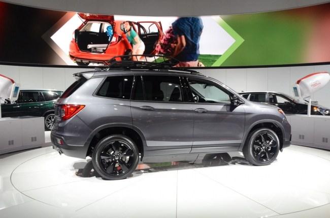Honda Passport – возрождение или начало новой линейки?. Honda Passport