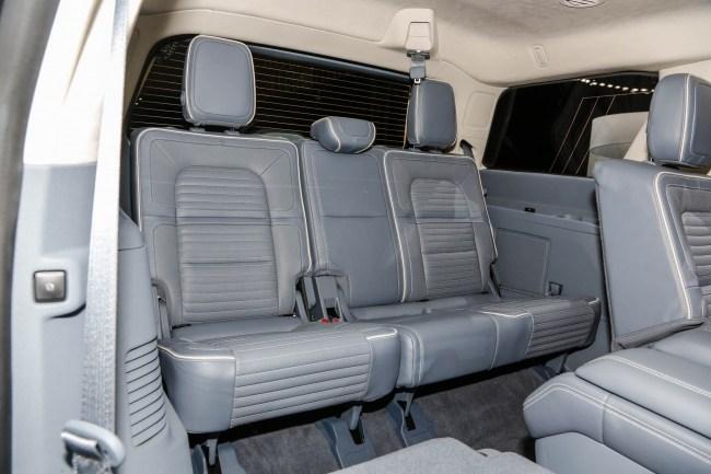 Lincoln Navigator – автомобильная роскошь по-американски. Lincoln Navigator