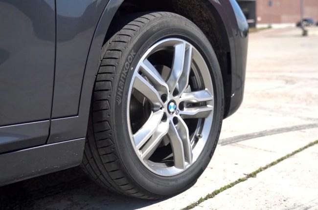 BMW X1 колеса