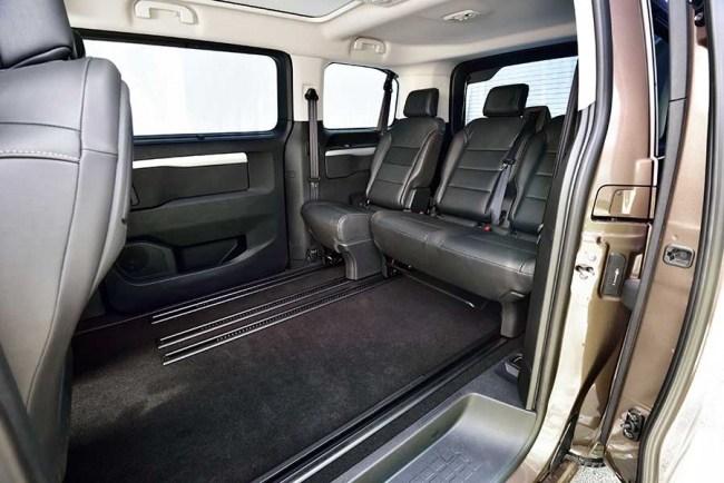 Toyota ProAce Verso – комфортный автомобиль для большой семьи. Toyota Proace Verso