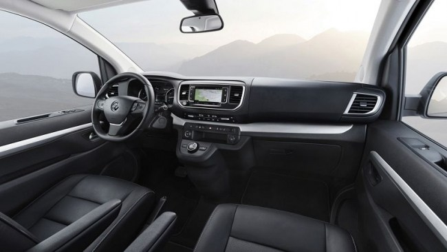 Opel Vivaro: компактный фургон для бизнеса. Opel Vivaro