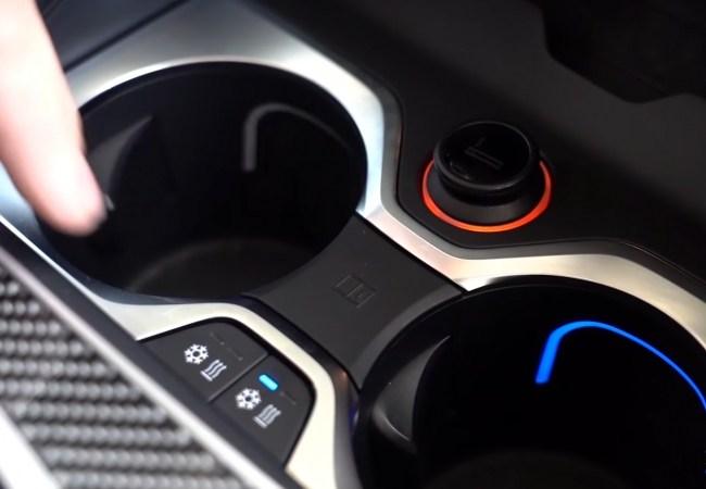 BMW X6 подстаканники
