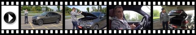 BMW X6: на первом месте теперь комфорт. BMW X6 (G06)