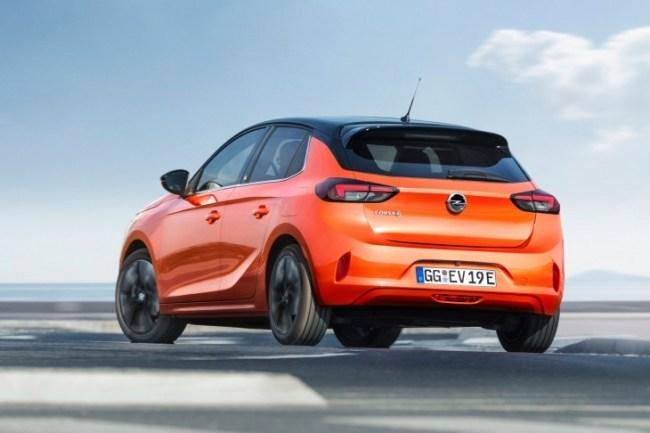 Opel Corsa – это будет бомба на молнии. Opel Corsa F