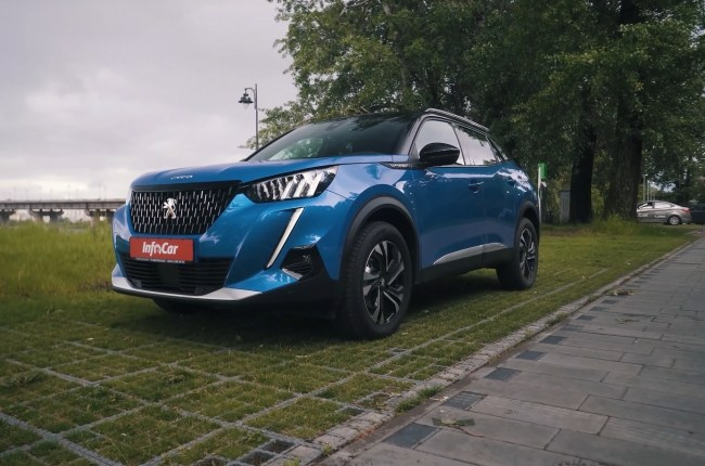 Peugeot 2008: when looks aren't the only trump card