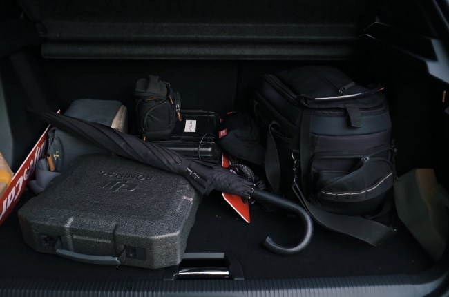 Peugeot 2008 багажник