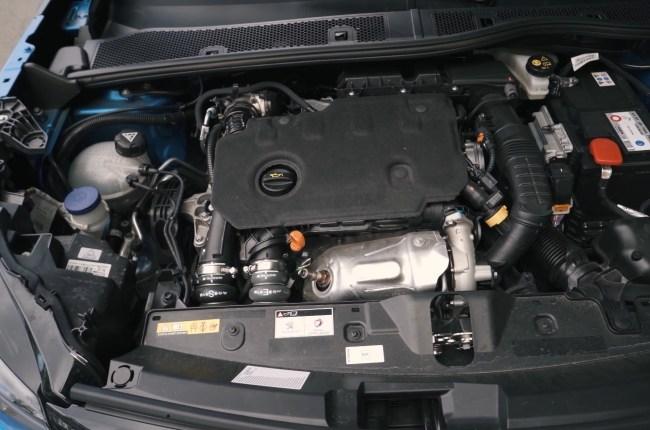 Peugeot 2008 двигатель