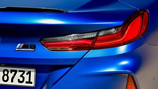 От одного до восьми: BMW M8 Competition. BMW M8 Cabrio (F91)