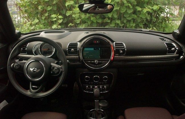 MINI Clubman: Даже не надейтесь на практичность. MINI Cooper S Clubman