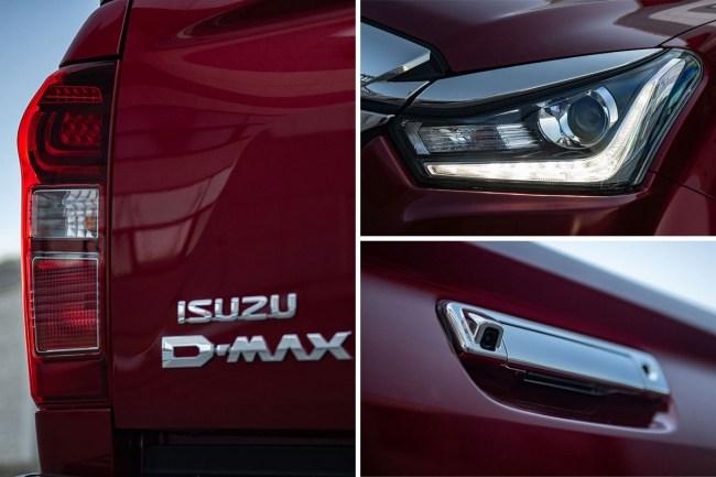 Isuzu D-Max. Пикап с мотором от грузовика. Isuzu D-Max