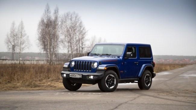 Мои вкусы очень специфичны: Jeep Wrangler. Jeep Wrangler