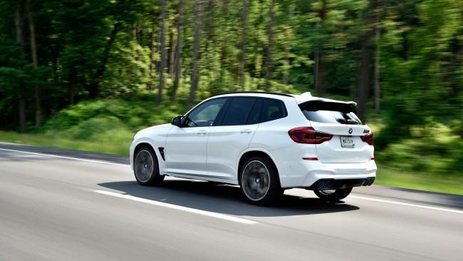 Скажи «сы-ы-ыр!»: тест заряженных кроссоверов BMW X3/X4 M Competition. BMW X4 M (F98)