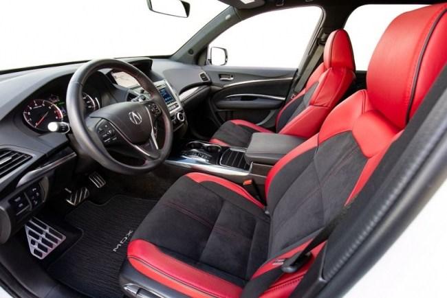 Acura MDX: Cтильнsq кроссовер премиального уровня. Acura MDX