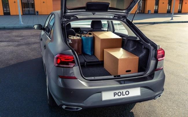 VW Polo ліфтбек: всі відмінності від седана. Volkswagen Polo Liftback