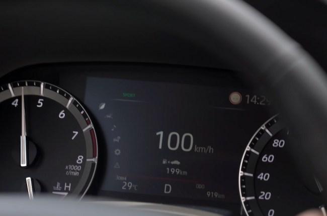 Toyota Highlander разгон до 100