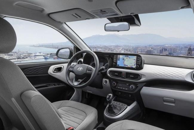 Hyundai i10: обновление универсального недорогого хэтчбека. Hyundai i10