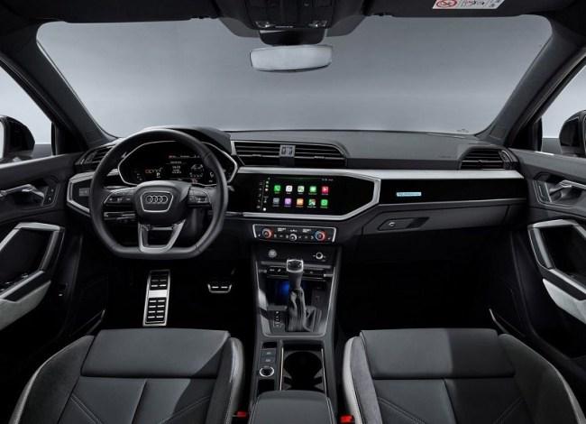 Audi Q3 Sportback: Стильный кросс-купе со спортивным характером. Audi Q3 Sportback