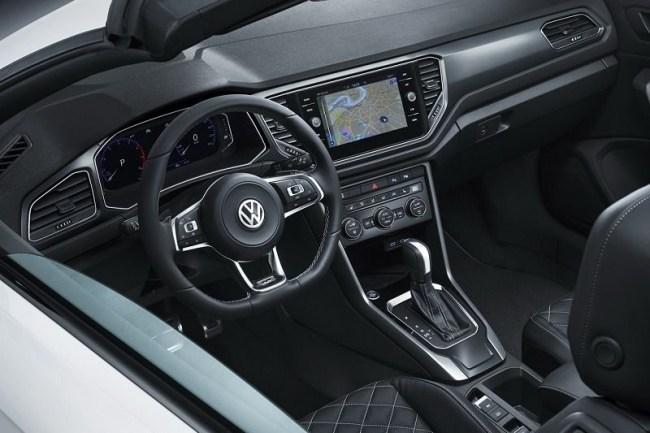 Volkswagen T-Roc Cabriolet: Интересная новинка от немецкого бренда. Volkswagen T-Roc Cabriolet