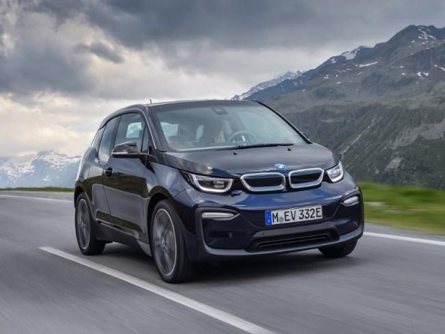 BMW i3: электрический премиум. BMW i3 (I01)