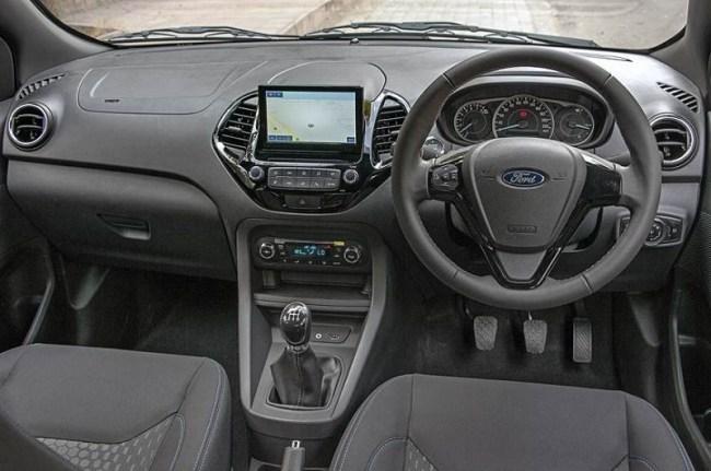 Ford Ka+: компактный хэтчбек для города. Ford Ka+