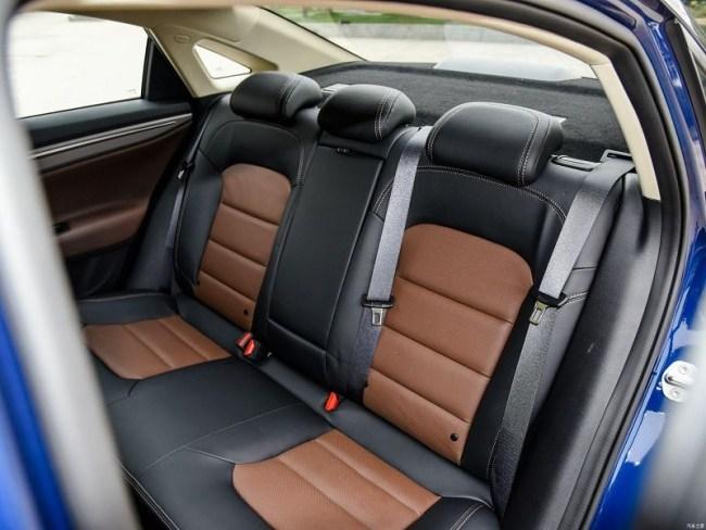 Geely Emgrand GL: стильный седан из Поднебесной. Geely Emgrand GL