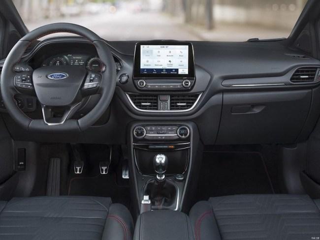 Ford Puma: новый кроссовер для европейского рынка. Ford Puma
