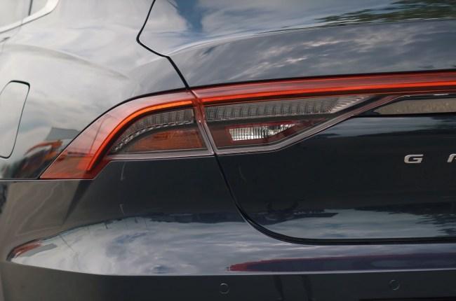 Hyundai Grandeur задние фонари