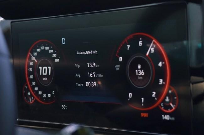 Hyundai Grandeur разгон до 100
