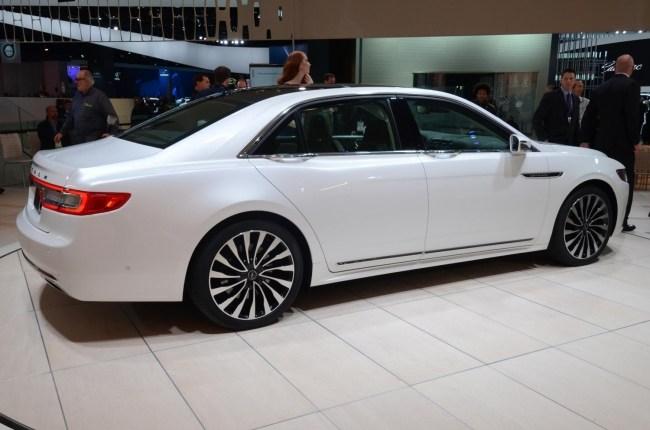 Родословная обязывает: Lincoln Continental. Lincoln Continental