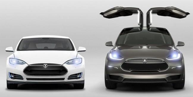 Tesla Model X: Обыкновенное чудо. Tesla Model X