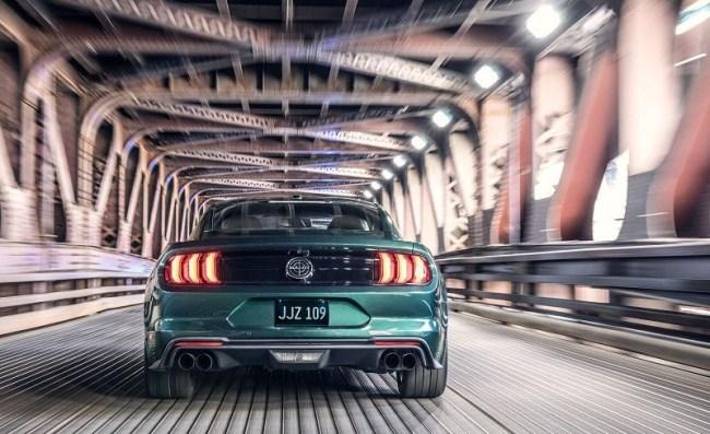 Легендарный: Ford Mustang. Ford Mustang