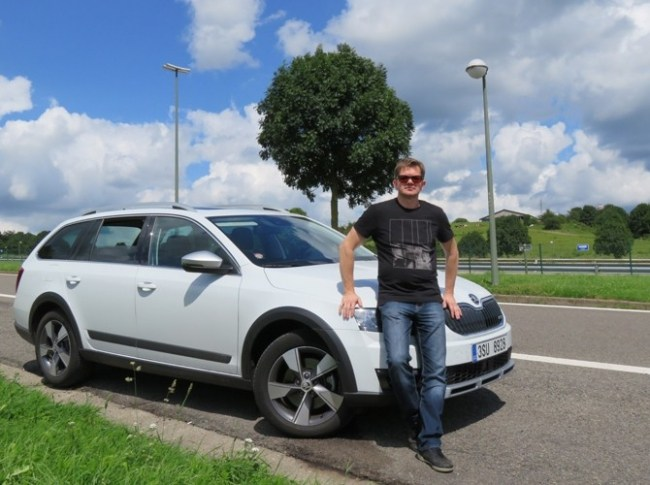 Skoda Octavia Scout – автомобиль для путешествий. Skoda Octavia A7 Scout
