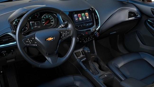Chevrolet Cruze: популярный городской седан. Chevrolet Cruze Hatchback