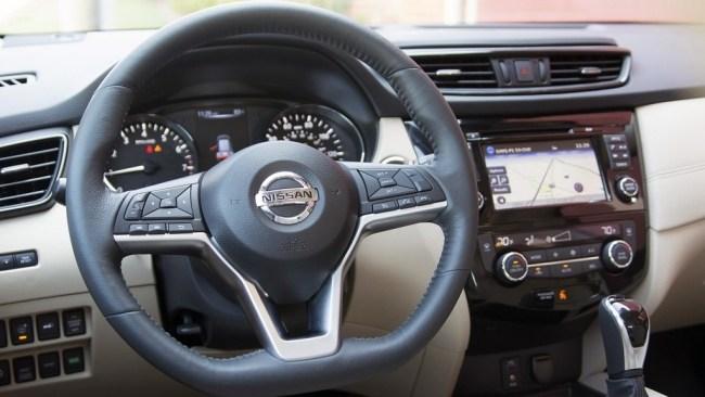 Nissan Rogue – направление на успех. Nissan Rogue