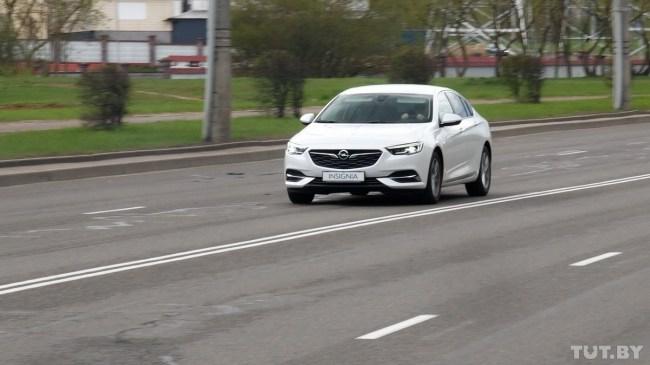 Можно ли ездить экономно с 1.5 Turbo и механикой? Opel Insignia. Opel Insignia Grand Sport