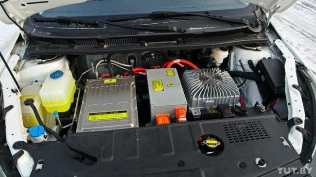 Электрические Zotye: проезжают до 250 км на одной зарядке. Zotye Z500EV