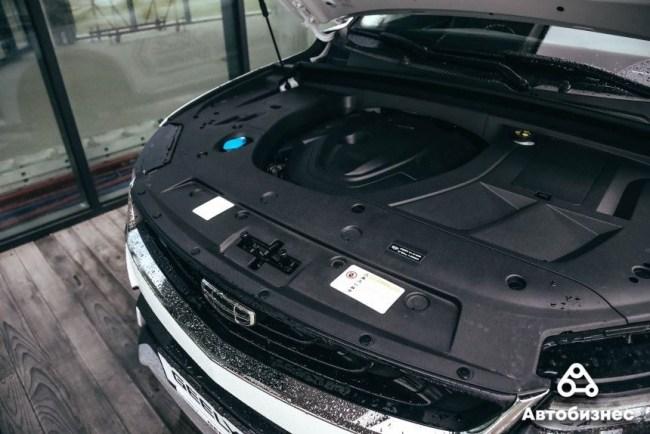 Убийца бэушного BMW X6? Кросс-купе Geely Xingyue. Geely Xingyue