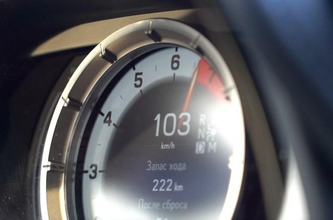 Lexus LC 500h разгон до 100