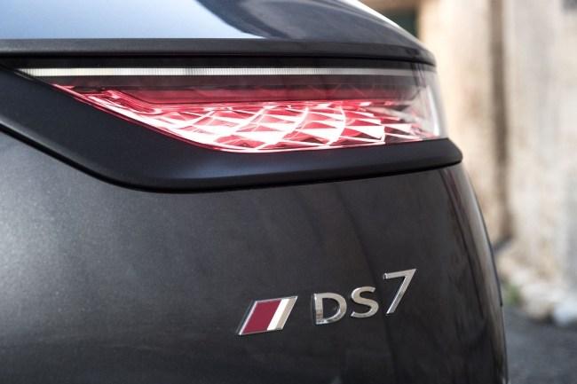 DS 7 Crossback – элегантность и мужественность в одном совершенстве. DS 7 Crossback