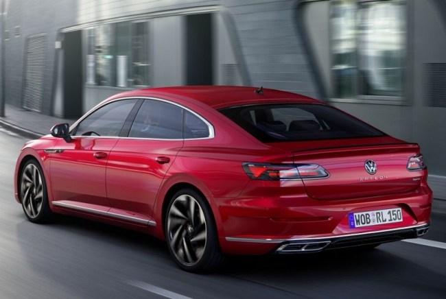 Что из себя представляет новый Volkswagen Arteon. Volkswagen Arteon