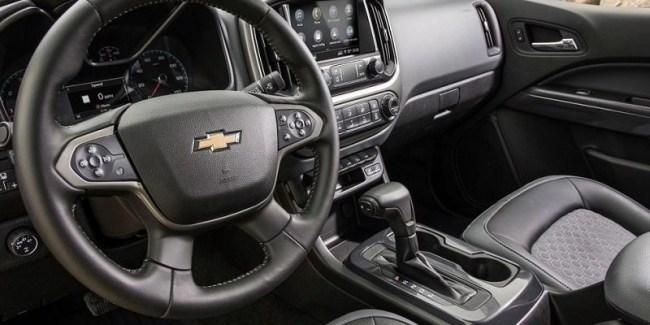 Chevrolet Colorado новый пикап стал значительно агрессивней. Chevrolet Colorado
