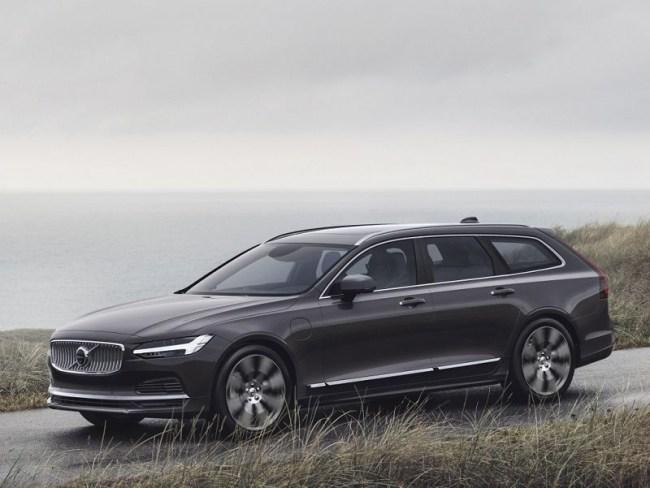Volvo V90: что изменилось?. Volvo V90