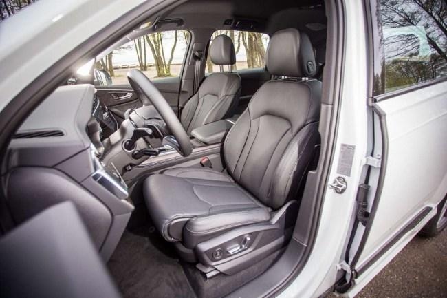 Audi Q7: антикризисный премиум-класс. Audi Q7 (4M)