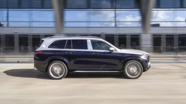 За что платить такие деньги. Mercedes-Maybach GLS. Mercedes Maybach GLS