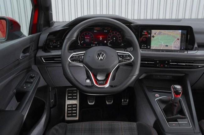 VW Golf GTI VIII. Новый «горячий» хэтч. Volkswagen Golf GTI