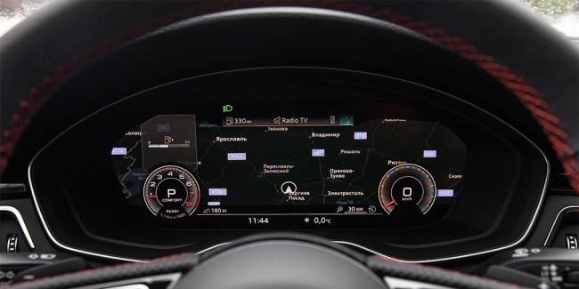 Битва за свайп. Audi A4. Audi A4 (B9/8W)