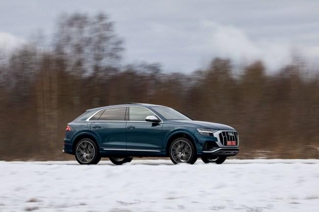 Удваиваем шансы понять супердизель V8 4.0 с Audi SQ7 и SQ8. Audi SQ7 (4M)