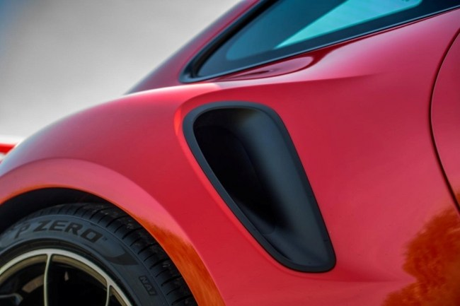 Раньше «Турбы» были лучше. Тест Porsche 911 Turbo S. Porsche 911 Turbo (992)